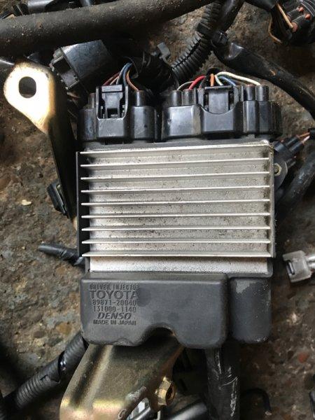 Блок управления впрыском топлива Toyota Gaia ACM10G 1AZ-FSE