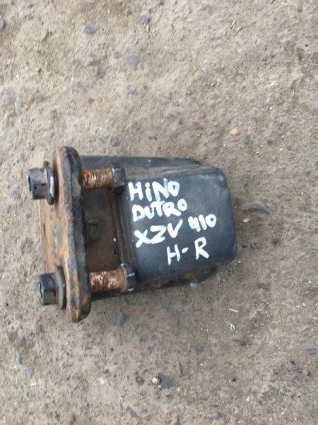 Опора рессоры Hino Dutro XZU410M J05C задняя правая
