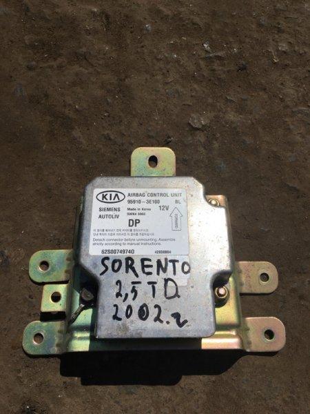 Блок управления airbag Kia Sorento 2002