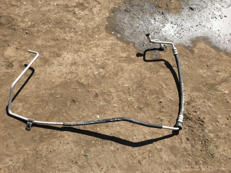 Трубка кондиционера Kia Sorento 2002