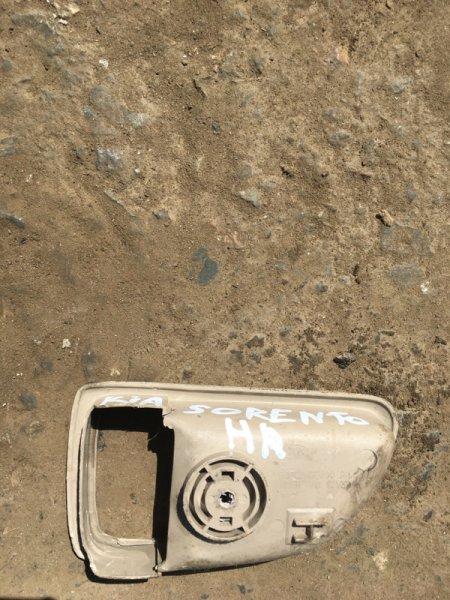 Вставка под ручку двери салона Kia Sorento 2002 задняя правая