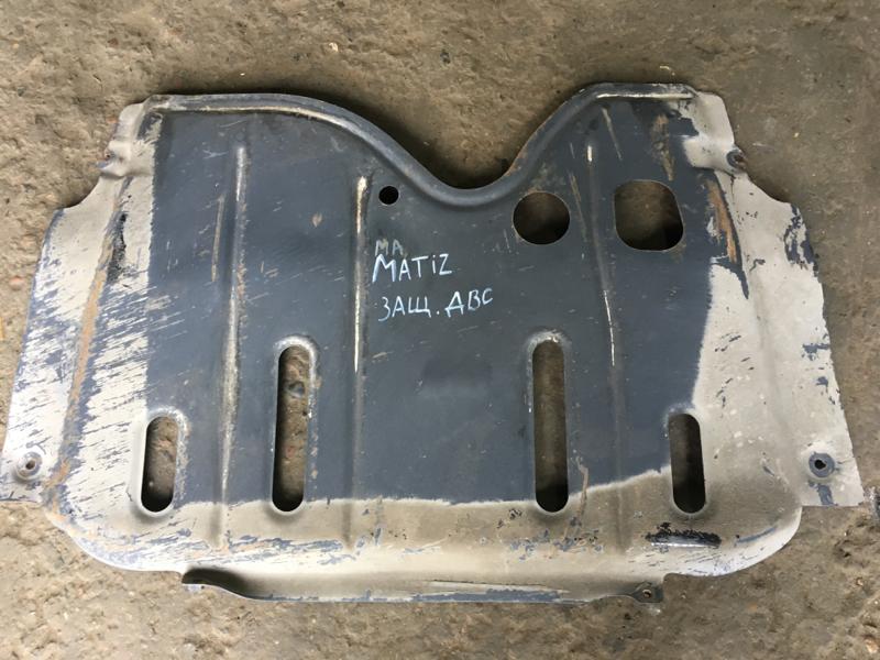 Защита двс Daewoo Matiz F8CV 2007