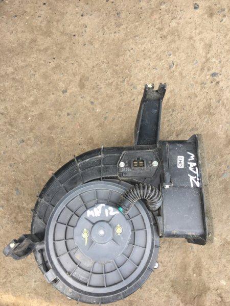 Вентилятор печки Daewoo Matiz F8CV 2007