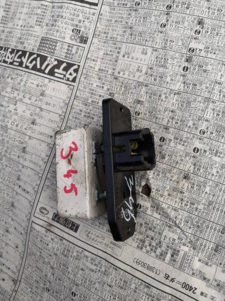 Реостат печки Toyota Spacio AE-111 4A-FE