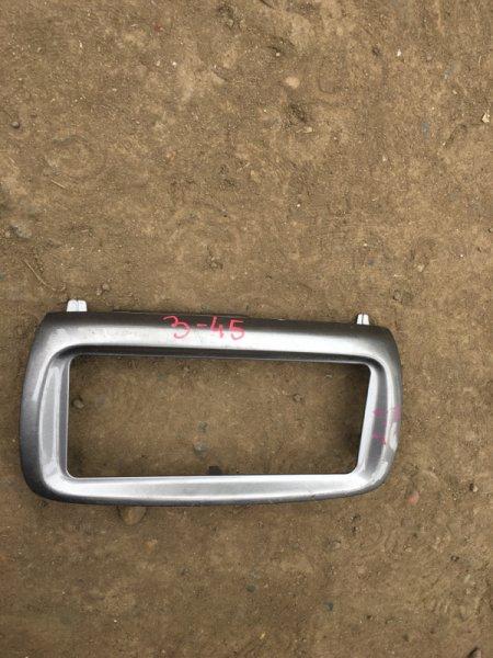 Консоли панели приборов Toyota Spacio AE-111 4A-FE