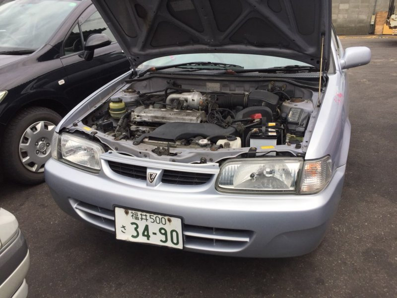 Гидроусилитель руля Toyota Corolla Ii EL51 4E-FE