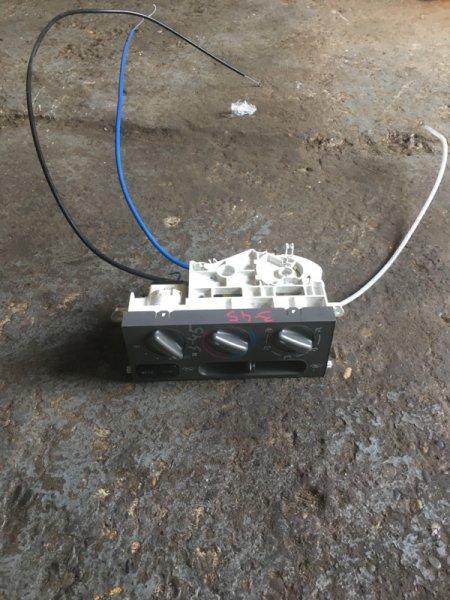 Блок управления климат-контролем Toyota Spacio AE-111 4A-FE