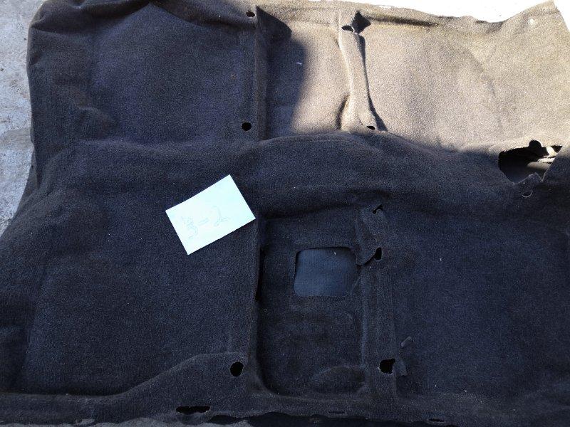 Обшивка пола Toyota Raum EXZ10 5E