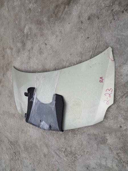 Капот Toyota Belta KSP92 1KR-FE