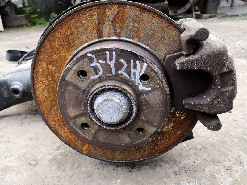 Диск тормозной Peugeot 307Sw 10FX50 задний левый