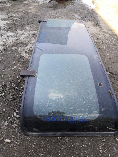 Люк Toyota Hiace KZH106G 1KZ-TE