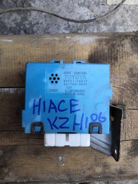 Блок управления дверьми Toyota Hiace KZH106G 1KZ-TE