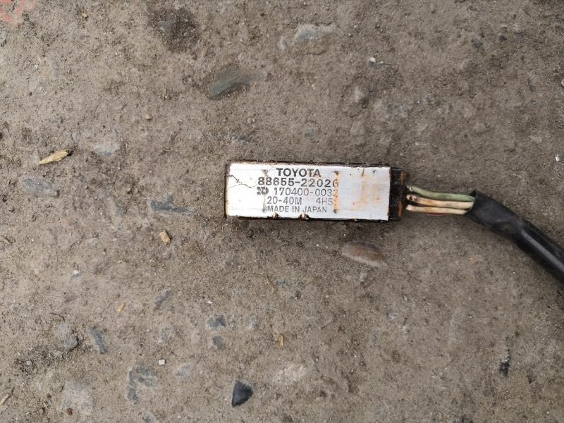 Датчик терморегулирующего вентиля кондиционера Toyota