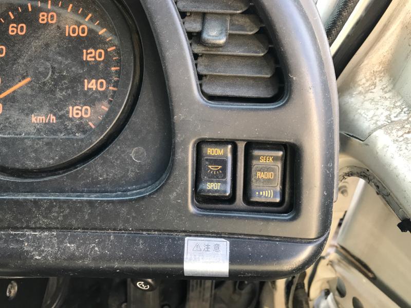Блок управления освещением Isuzu Forward FRR35 6HL1