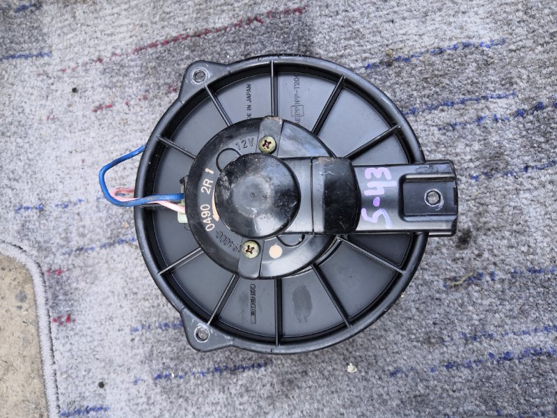 Вентилятор печки Toyota Cynos EL52 4E
