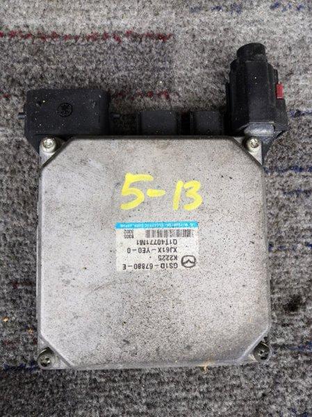 Блок управления рулевой рейкой Mazda Atenza GH5FW L5