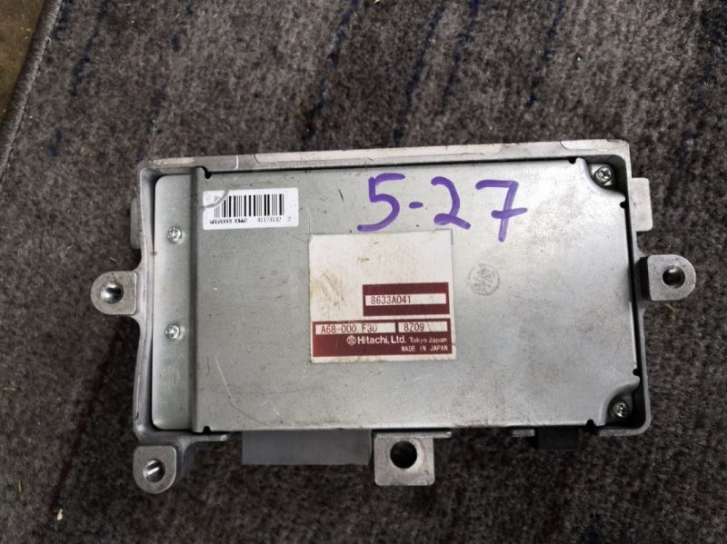 Блок управления рулевой рейкой Mitsubishi Colt Z25A 4G19