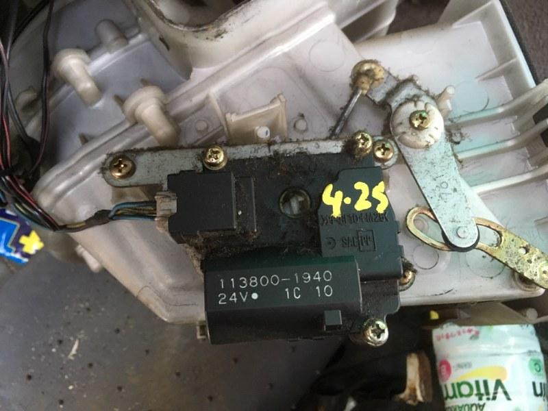Привод заслонок отопителя Hino Ranger FC3JHD J07C
