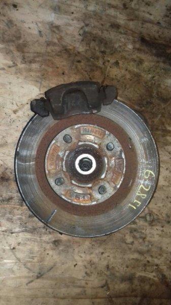Диск тормозной Suzuki Alto HN11S F6A-T передний левый