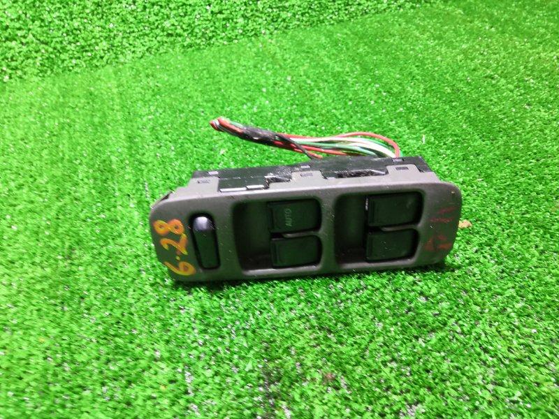 Блок управления стеклоподъемниками Suzuki Alto HN11S F6A-T