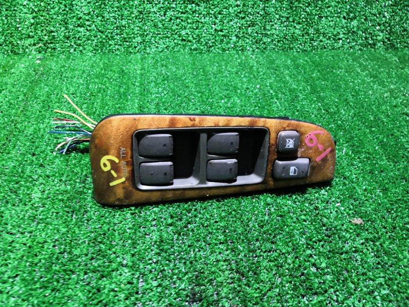 Блок управления стеклоподъемниками Toyota Celsior UCF30 3UZ-FE