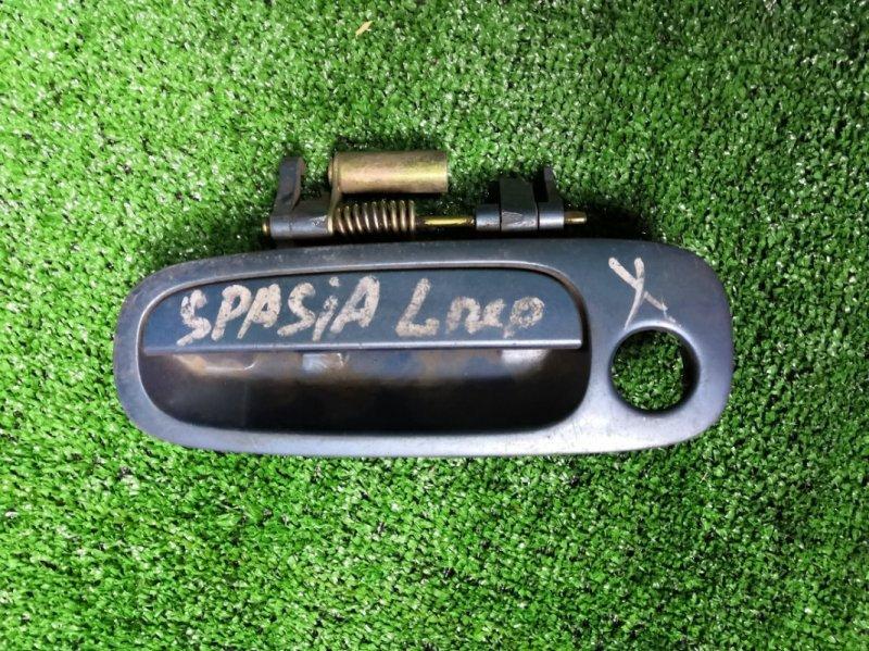 Ручка наружная Toyota Spacio передняя левая