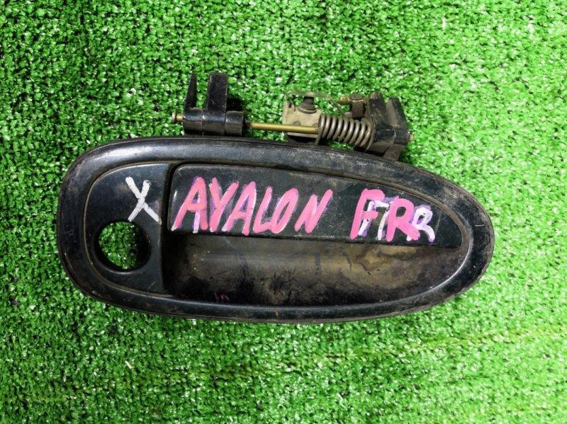 Ручка наружная Toyota Avalon передняя правая