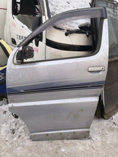 Дверь боковая Toyota Grand Hiace левая