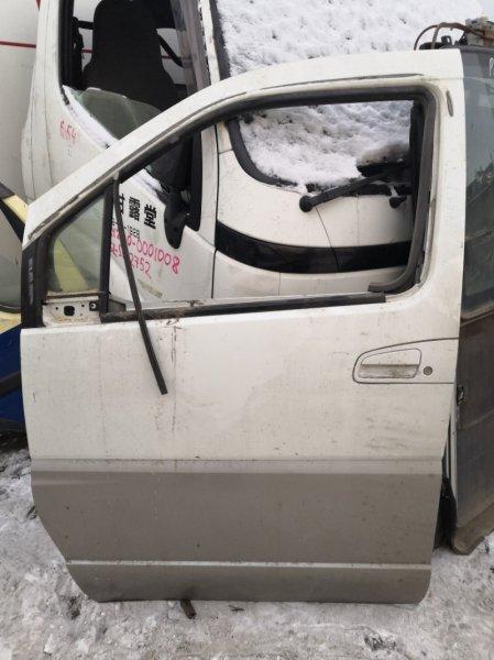 Дверь боковая Toyota Hiace Regius левая