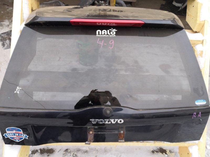 Дверь задняя багажника Volvo Xc90 B5254T2 верхняя
