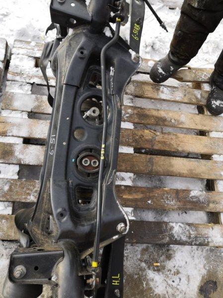 Стабилизатор поперечной устойчивости Toyota Altezza SXE-10 3S-GE задний