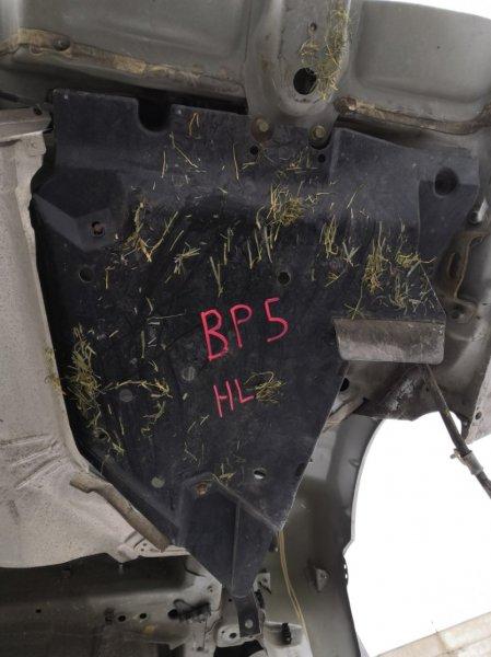 Защита днища Subaru Legacy BP5 задняя левая