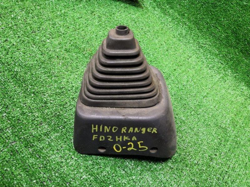 Кожух кпп Hino Ranger FD2HKA H07CT