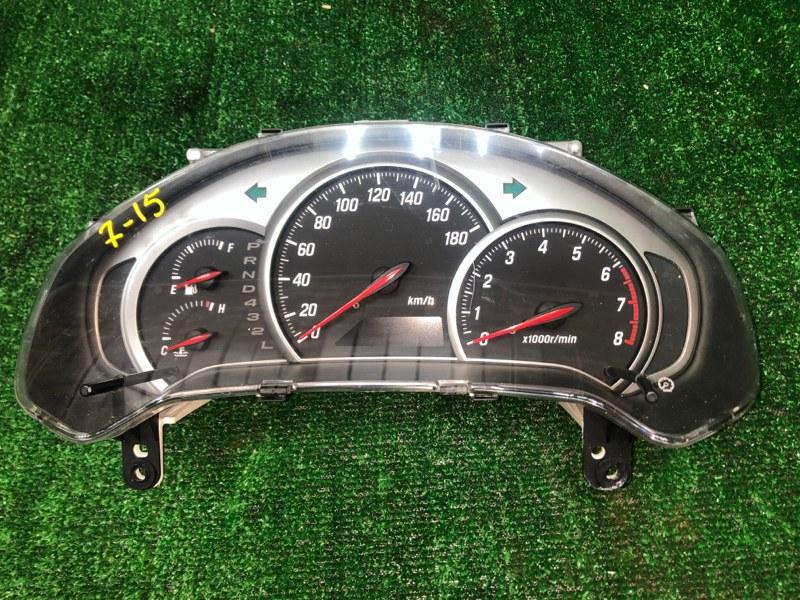 Комбинация приборов Toyota Verossa JZX110 1JZ-FSE