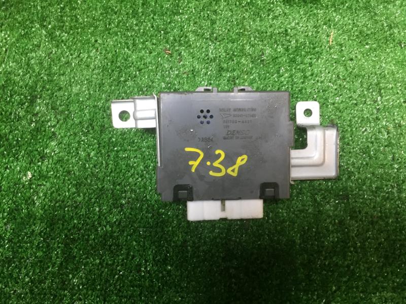 Блок управления abs Daihatsu Terios Kid J111G EF-DET