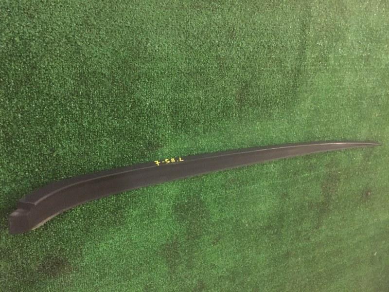 Молдинг лобового стекла Volkswagen Golf Plus BVY 2006 левый