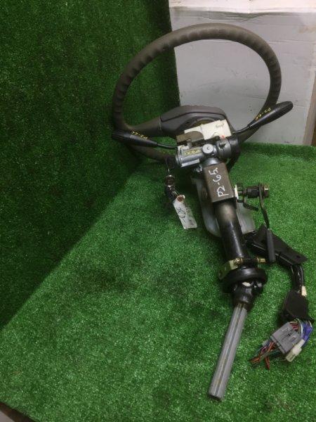 Колонка рулевая Toyota Coaster J05C