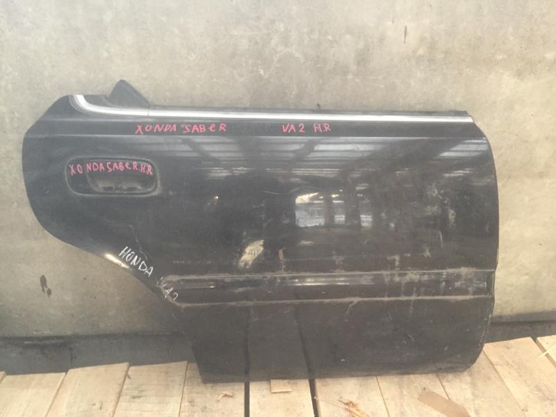 Дверь боковая Honda Saber VA2 задняя правая