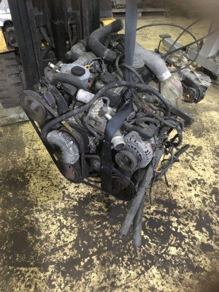 Двигатель Nissan Caravan VWMGE24 QD32