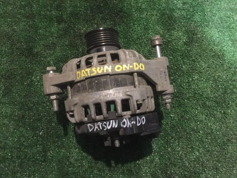 Генератор Datsun On-Do 2014