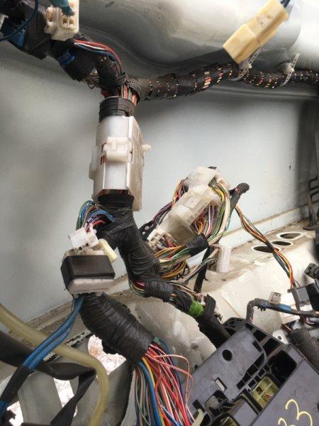 Электропроводка Toyota Dyna BU120V 3B