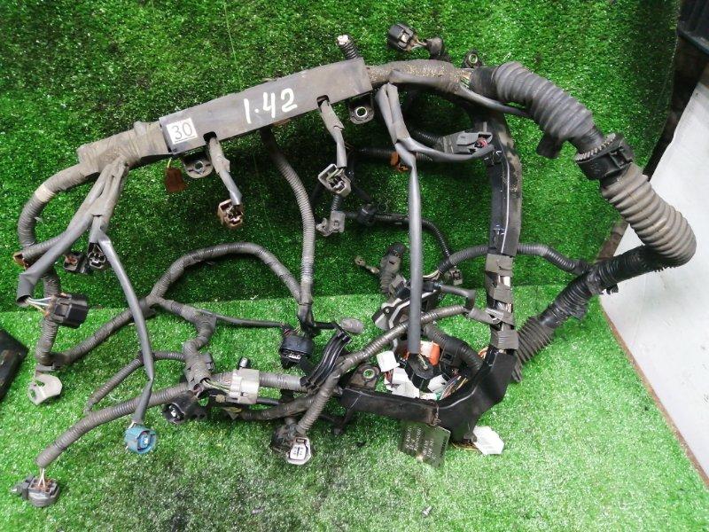 Проводка двигателя Toyota Progres JCG10 1JZ-GE