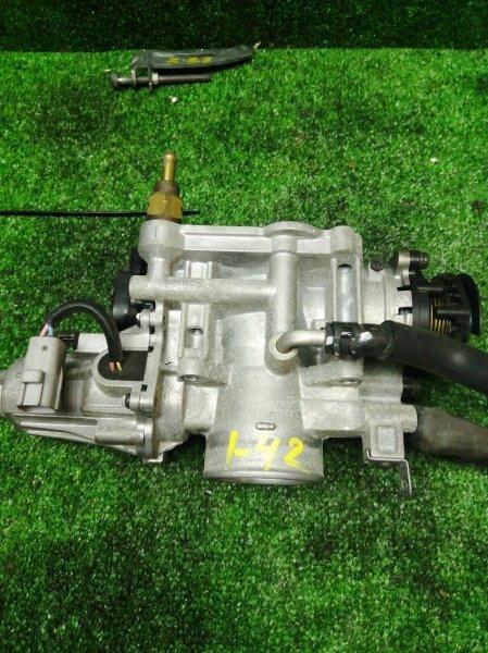 Заслонка дроссельная Toyota Progres JCG10 1JZ-GE