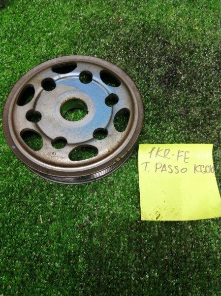 Шкив Toyota Passo KGC10 1KR-FE