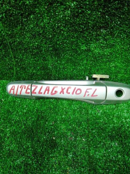 Ручка наружная Toyota Altezza GXE10 передняя левая