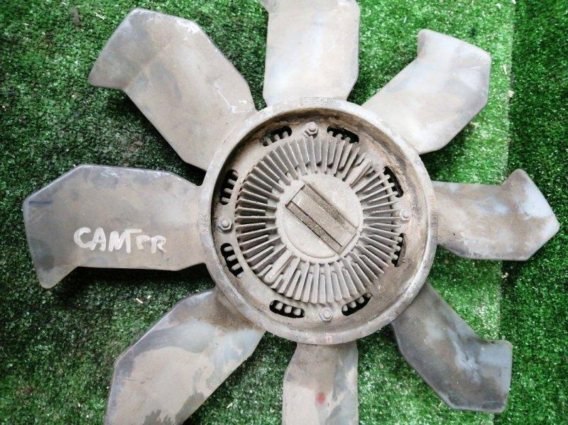 Вискомуфта вентилятора радиатора Mitsubishi Canter