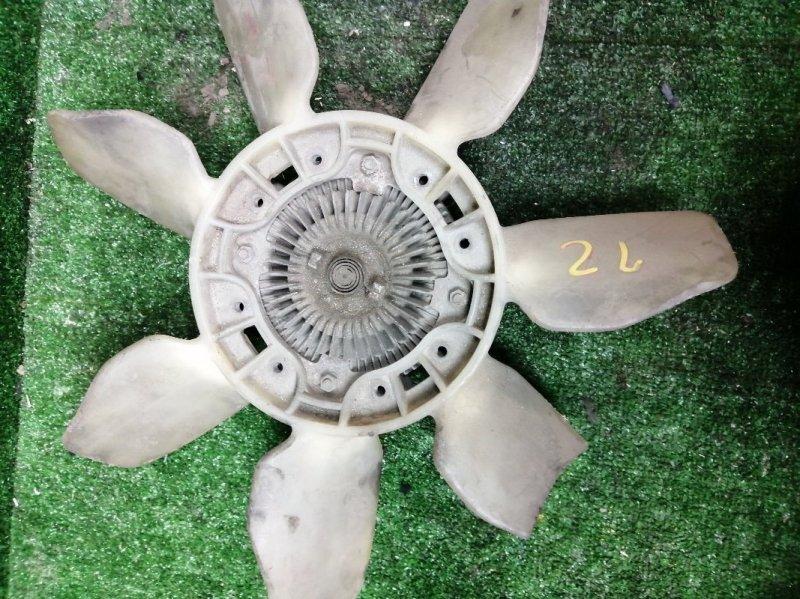 Вискомуфта вентилятора радиатора Toyota 2L-T
