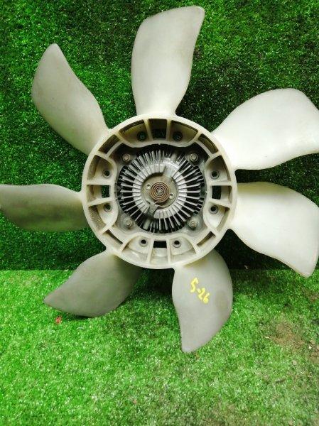 Вискомуфта Toyota Mark Ii Blit GX115W 1G-FE