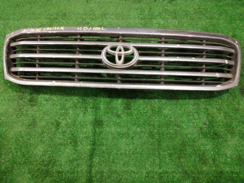 Решетка радиатора Toyota Land Cruiser 100 HDJ100L