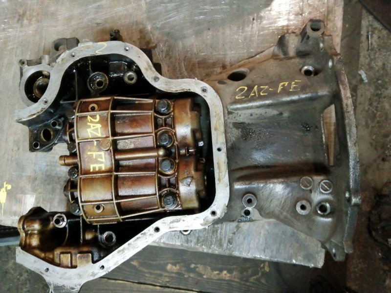 Масляный картер Toyota 2AZ-FE